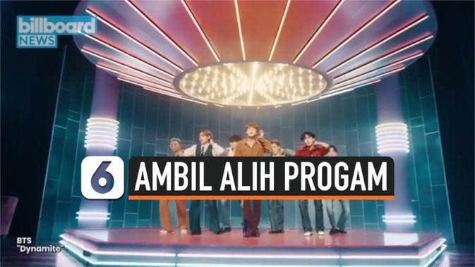 VIDEO: BTS bakal Tampil di The Tonight Show selama Seminggu