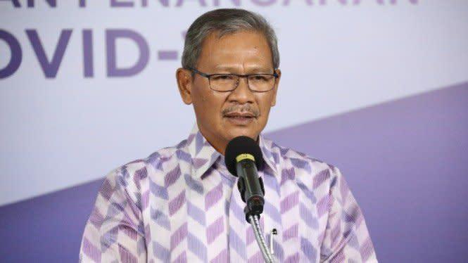 Achmad Yurianto Lepas Jabatan Jubir COVID-19, Ini Kesibukan Barunya