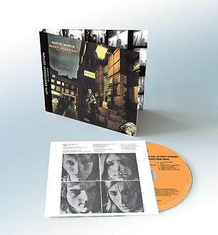 Album Premiere: David Bowie's 'Ziggy Stardust' (40th Anniversary Remaster)