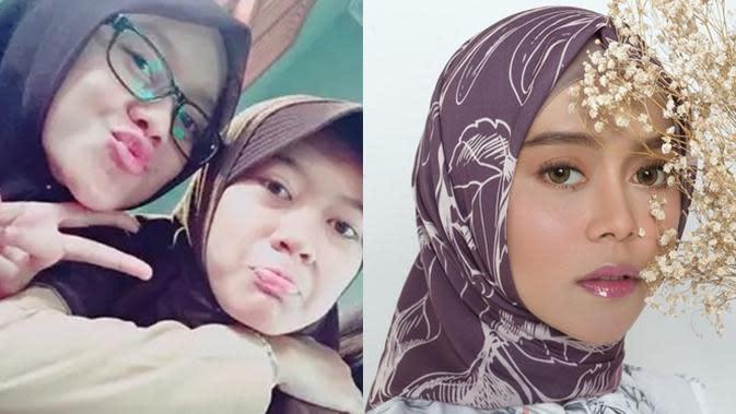 6 Foto Lawas Artis saat Pakai Seragam Pramuka Sekolah, Curi Perhatian (sumber: Instagram.com/lestykejora)