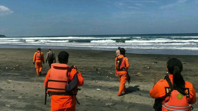 BPBDSebut Alat Deteksi Dini Tsunami di Pantai TasikmalayaRusak