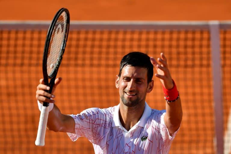Divides opinions: Novak Djokovic
