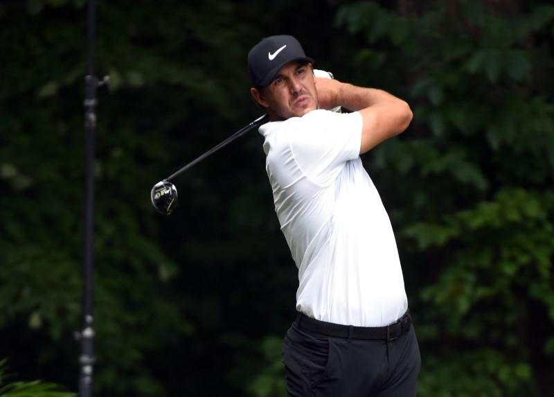 Golf: Koepka withdraws from U.S. Open due to knee injury