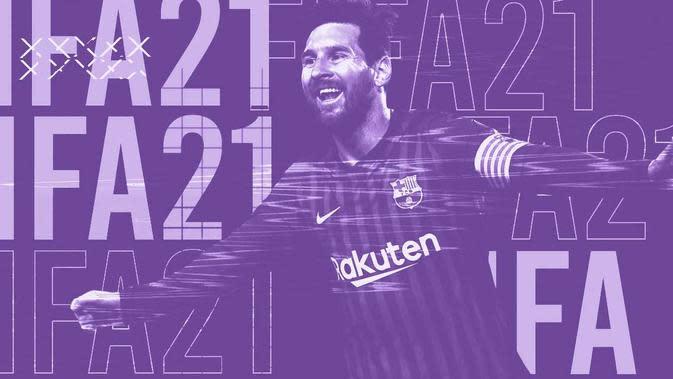 FIFA 21. (Dok. Real Sports 101)