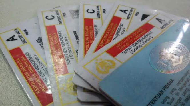 SIM Indonesia Ternyata Berlaku di Luar Negeri