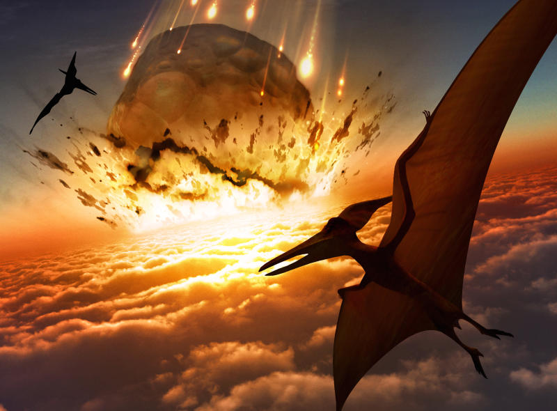Ancient Rock Reveals Shocking First Day After Dinosaur-Killing Asteroid Impact