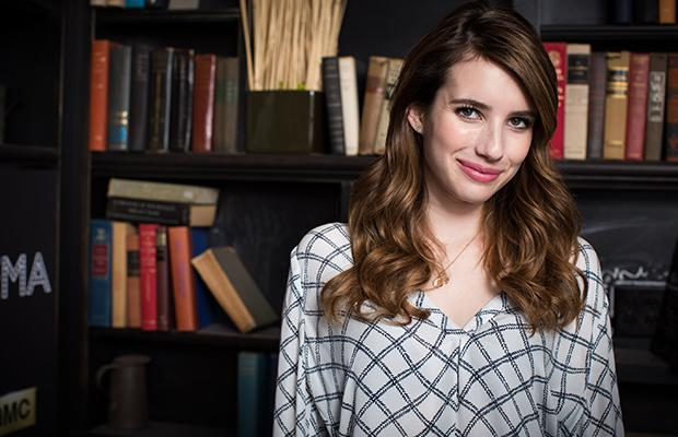 Emma Roberts Talks 'Adult World,' Adulthood, and NYC at Tribeca Film Festival