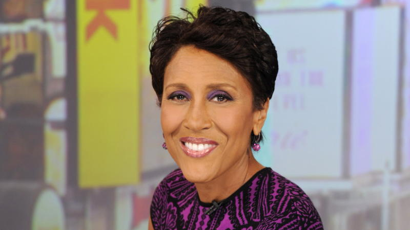GMA's Robin Roberts Acknowledges Same-Sex Relationship In New Disclosure