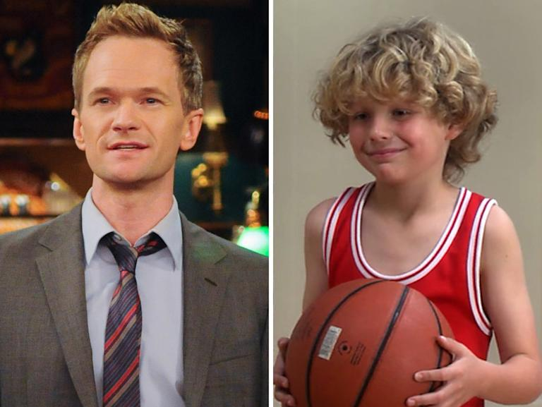 "Barney Stinson, ""How I Met Your Mother"""