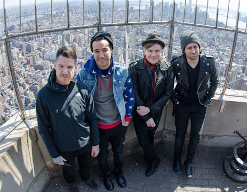 Fall Out Boy Marks Album Release With Donation to Boston Marathon Victims