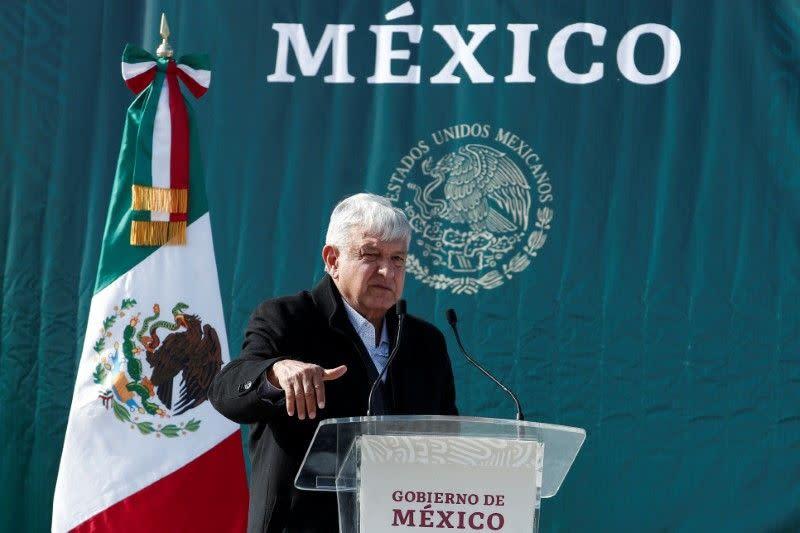 Presiden Meksiko bersumpah hukum pembantai keluarga Mormon AS-Meksiko
