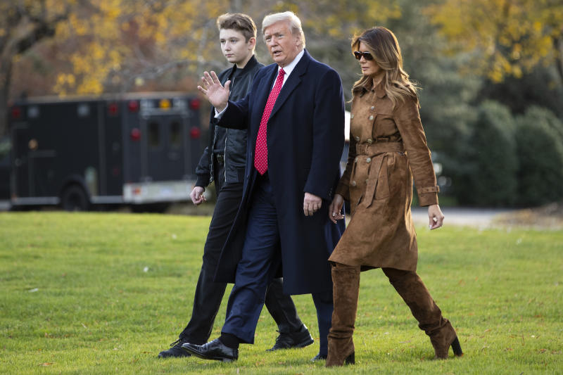 Trump-Barrons School