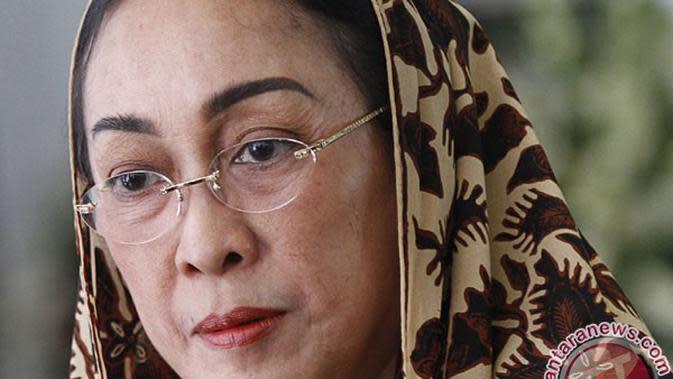 Sukmawati mempersilakan masyarakat menilai rekam jejak dan sepak terjang Bung Karno.