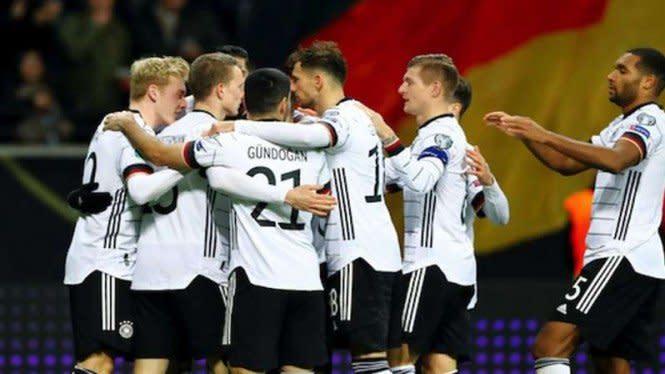 Hasil Lengkap UEFA Nations League: Jerman Vs Spanyol Imbang