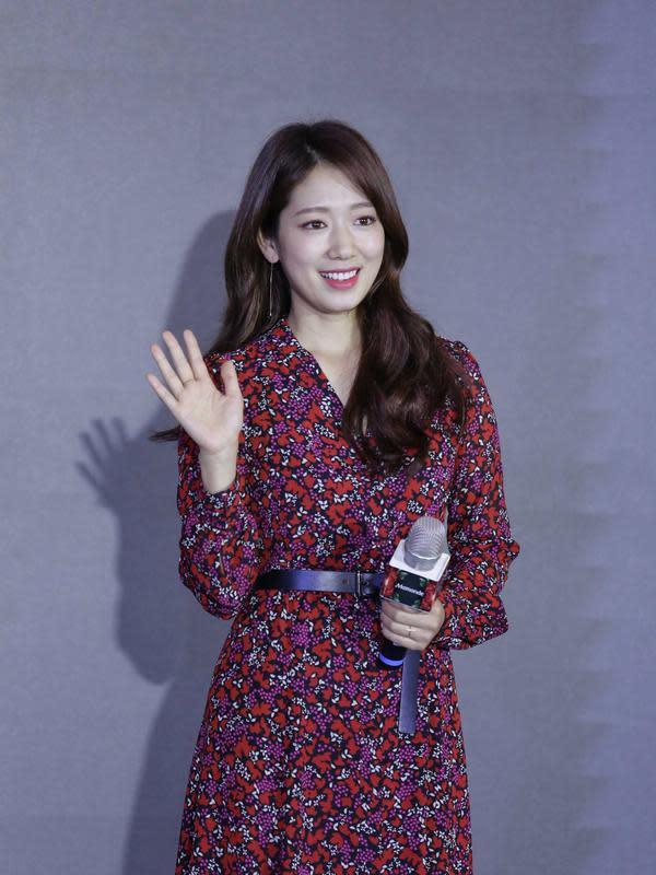 Park Shin Hye (Adrian Putra/Fimela.com)