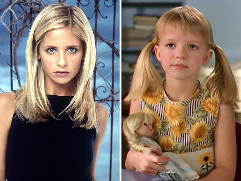 "Buffy Summers, ""Buffy the Vampire Slayer"""