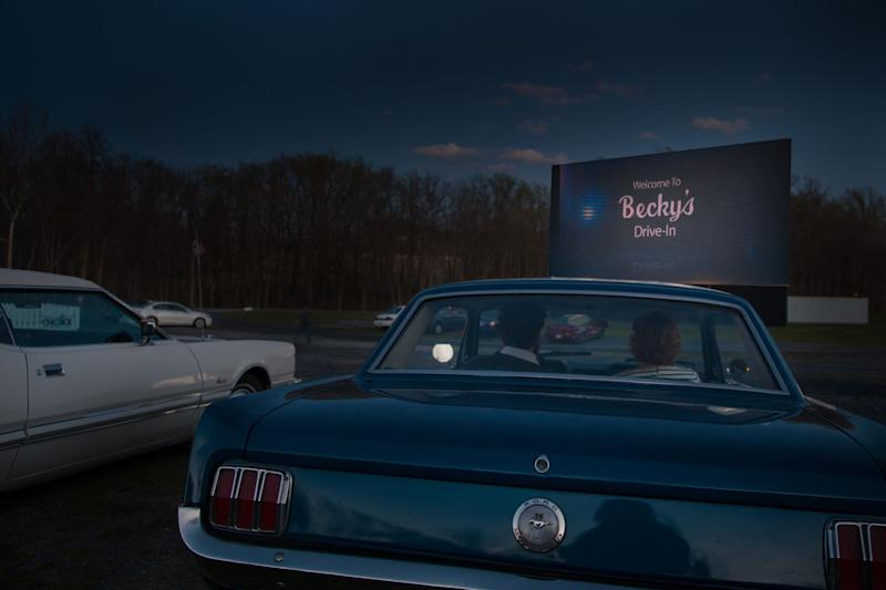 Photo credit: Becky's Drive-In