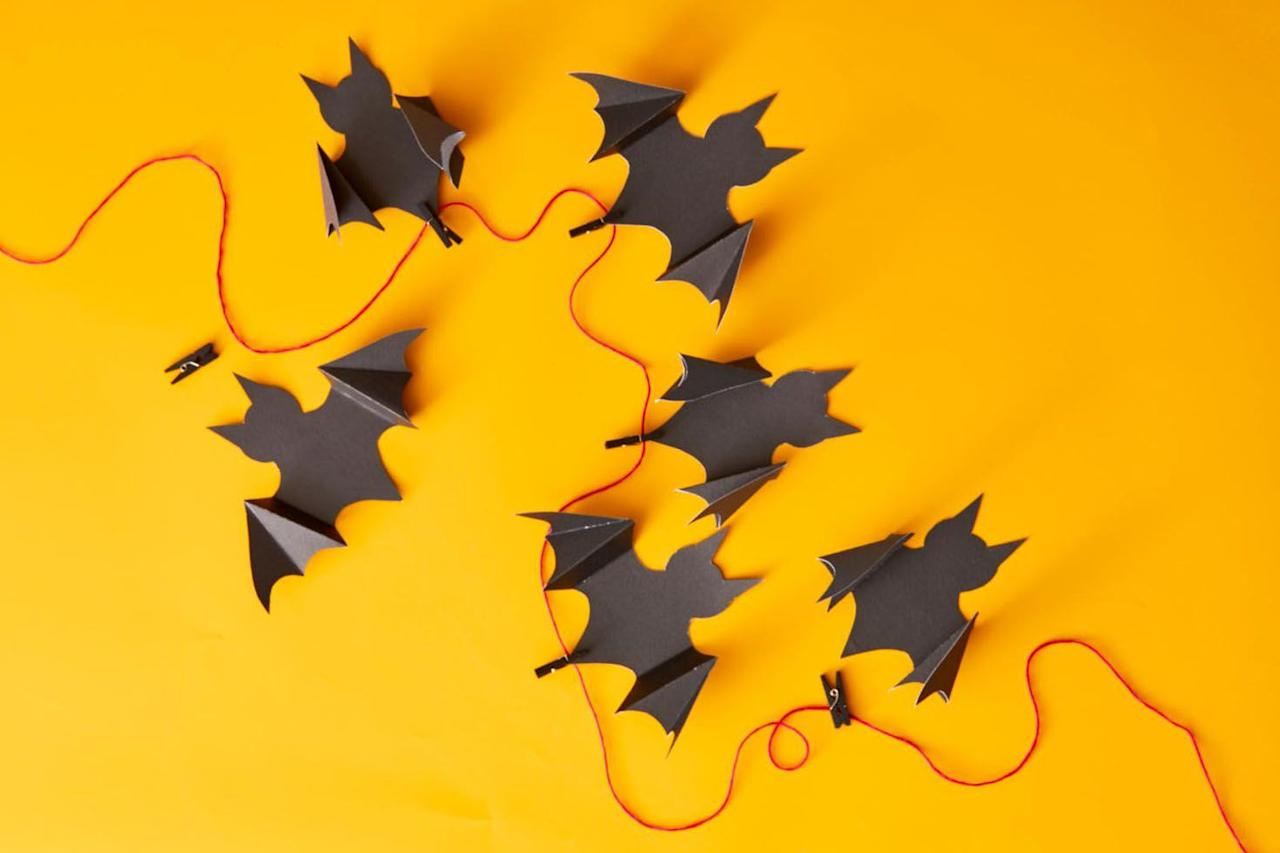 "<p>The main excitement of Halloween — costumes and candy — might not happen until October 31, but that doesn't mean your kids can't celebrate right up until the big day. Sure, <a href=""https://www.goodhousekeeping.com/holidays/halloween-ideas/g238/pumpkin-carving-ideas/"" target=""_blank"">carving pumpkins</a> is fun and all, but there are so many other ways to encourage your kids to explore their creativity during the spookiest season of the year. Start with these Halloween crafts for kids (okay, the whole family) to get your house in the spooky, scary, or sweet spirit. Whether you're prepping for a <a href=""https://www.goodhousekeeping.com/holidays/halloween-ideas/g565/halloween-party-ideas/"" target=""_blank"">Halloween party</a>, decorating the front porch for trick-or-treaters, or crafting for the fun of it, these simple DIY ideas will make this fall the most creative one yet. </p><p>This October, think beyond jack-o'-lanterns and opt for these kid-friendly Halloween crafts, which highlight some of the season's best including ghosts, bats, spiders, and more creepy-but-cute creatures. To make these quick and easy crafts come to life, check your googly eye inventory ( They're a Halloween staple!) and then head to Amazon or your local craft store to restock. Your little monsters will <em>love</em> 'em. (And if this inspired you to get crafty, try these <a href=""https://www.goodhousekeeping.com/holidays/halloween-ideas/g1566/easy-halloween-craft-ideas/"" target=""_blank"">Halloween crafts for adults</a>.)</p>"