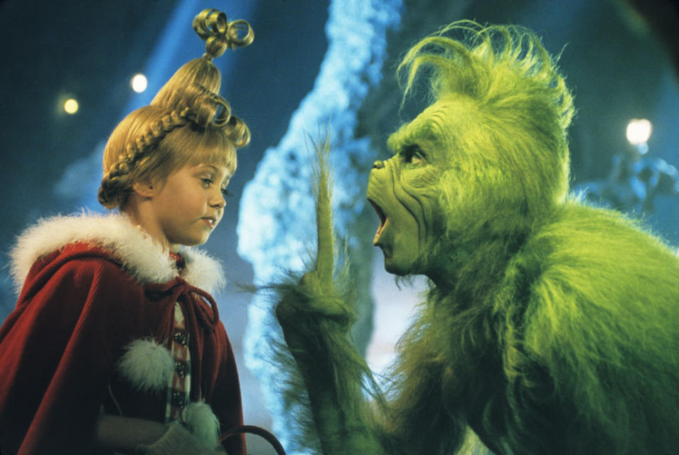 """Dr. Seuss' How the Grinch Stole Christmas"" on ABC Family Sunday, 12/2 at 7pm"