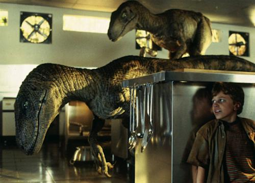 'Jurassic Park 4': Bring On The Feathered Dinosaurs!