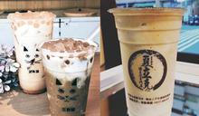 不只雙生排隊店!台南必喝六大綠豆沙牛奶