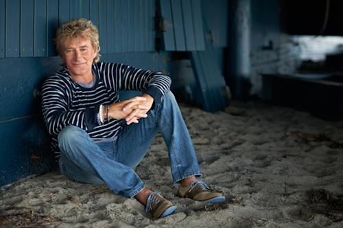 Rod Stewart's New Album 'Time' Due Out May 7th