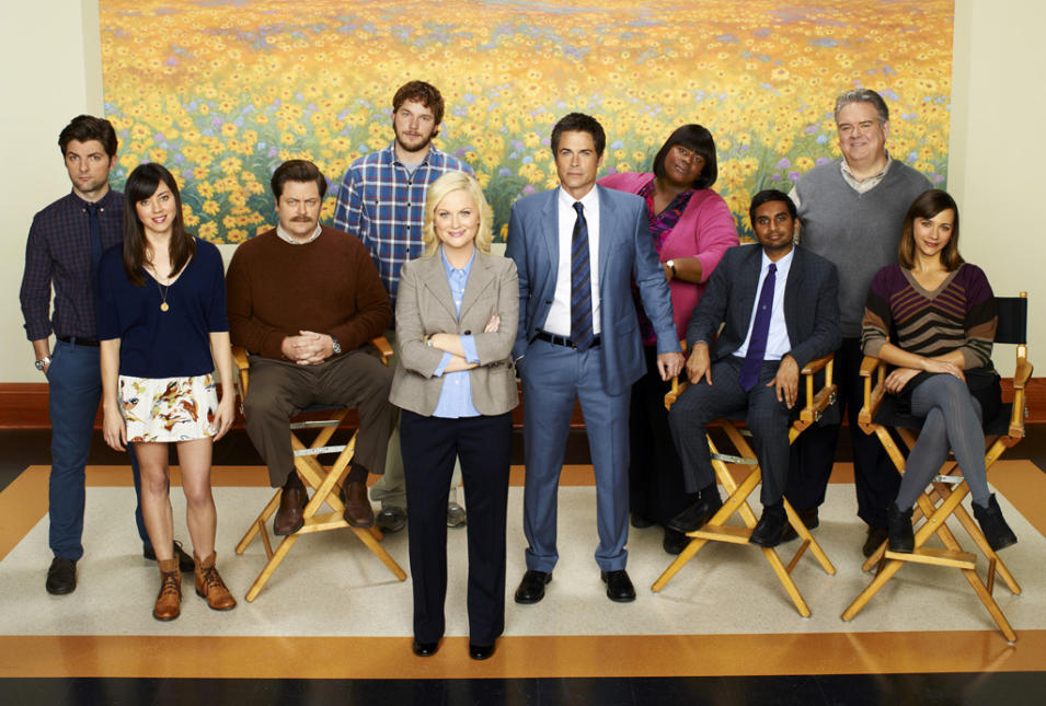 "Best TV Shows of the Year: ""Parks and Recreation"""