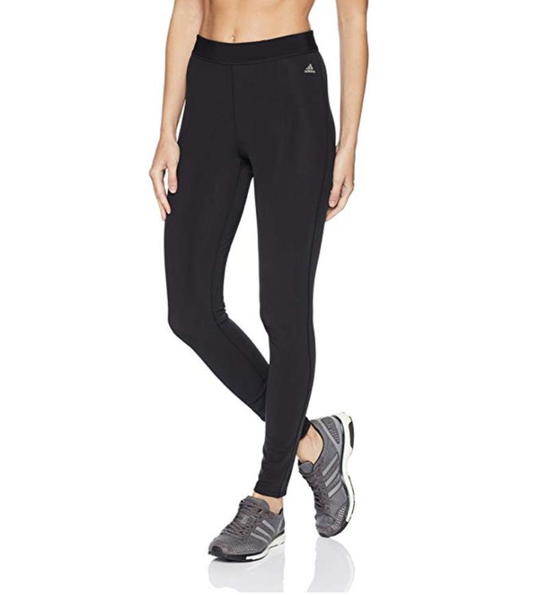 adidas Women's Climaheat Leggings. (Photo: Amazon)