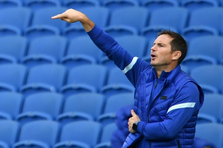 Lampard expects added pressure after Chelsea spending spree