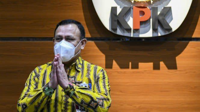 Divonis Bersalah Melanggar Etik, Ketua KPK Janji Tak Akan Mengulangi