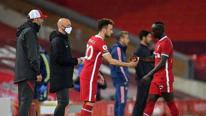 Diogo Jota Samai Pencapaian Sadio Mane, Korbannya Lagi-lagi Arsenal