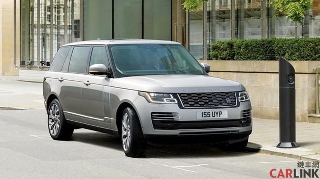 新年式Range Rover新增PHEV油電動力,SV Autobiography馬力增至565匹!