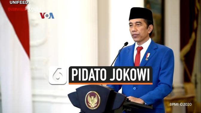 VIDEO: Penilaian Terhadap Pidato Pertama Jokowi di Sidang Umum PBB