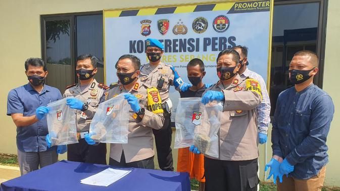 Teror Lempar Batu di Tol Tangerang-Merak Kembali Terjadi, 1 Orang Ditangkap