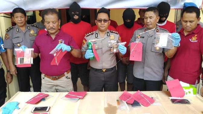 Pakai Sabu-Sabu di WC Umum, Mantan Anggota DPRD Rembang: Biar Kuat Begadang