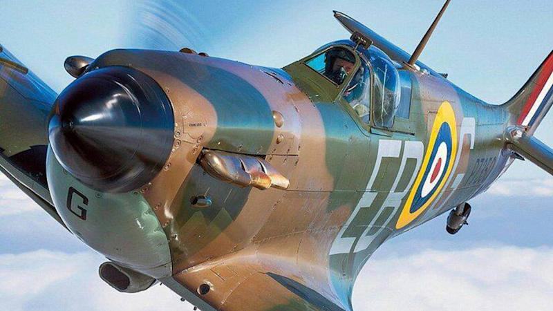Spitfire: The Plane that Changed the World