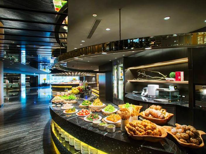 晶華酒店栢麗廳Brasserie