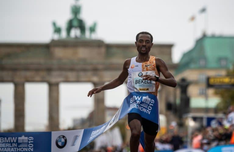 Ethiopia's Bekele withdraws from London Marathon