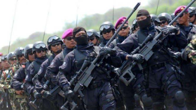 Anggota TNI AD Tewas Ditusuk Oknum Marinir di Bagian Dada dan Punggung