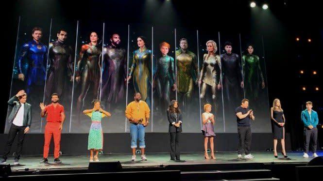 Intip 7 Bintang Baru Marvel, dari Lady Gaga Hingga Harry Style