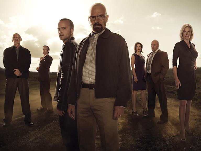 1. Breaking Bad finale