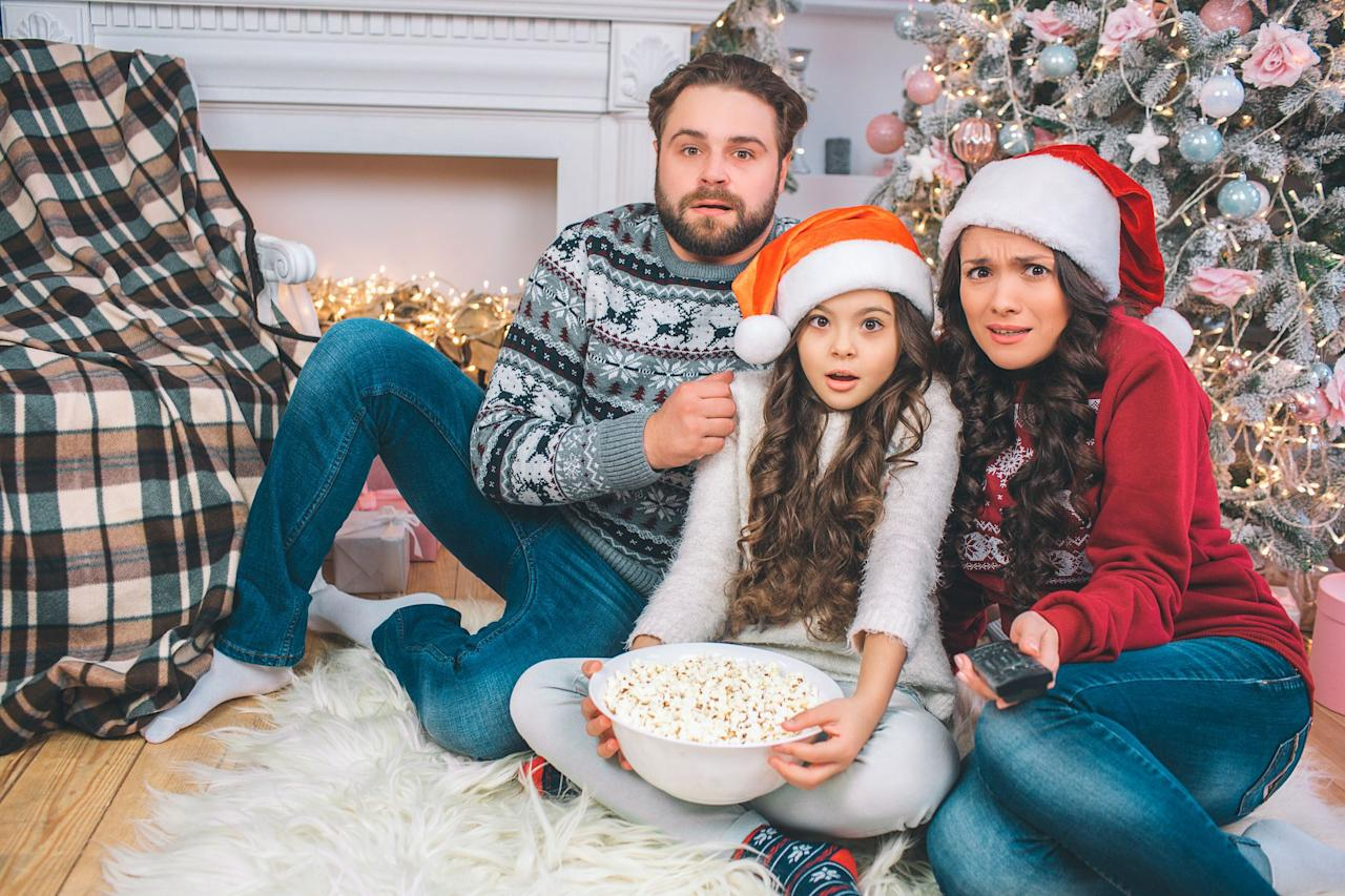"""<p>Christmas may be a season of love and cheer, but there's always room for a little bit of fear! If you haven't had your fill of spookiness since Halloween season ended, then you've come to the right place. There is obviously no shortage of classic <a href=""""https://www.countryliving.com/life/entertainment/g22716075/best-netflix-christmas-movies/"""">Christmas movies</a> that capture the joy and festive fun of the Holiday season, but did you know that there is a thriving sub-genre of Christmas horror flicks that absolutely sleigh (<a href=""""https://www.countryliving.com/life/a23477600/christmas-puns/"""">Christmas pun</a> intended!). </p><p>Whether you want to inject some spooky excitement into your holiday movie marathon, or you just need some new Christmas films to watch after the kids have gone to bed, our list of the best Christmas Horror movies available to stream online will have you decking the halls with a flashlight and a baseball bat for weeks to come.</p><p>So whip up some tasty <a href=""""https://www.countryliving.com/food-drinks/g647/holiday-cookies-1208/"""">Christmas cookies</a>, snuggle up under your favorite cozy blanket, fire up Netflix or your favorite streaming service, and don't forget to leave those Christmas tree lights on, because these Christmas horror movies will definitely remind you to be afraid of the dark. Not up for a Christmas Eve nightmare? Then <a href=""""https://www.countryliving.com/life/entertainment/g22593974/best-funny-christmas-movies/"""" target=""""_blank"""">funny Christmas movies</a> or <a href=""""https://www.countryliving.com/life/entertainment/g5016/christmas-movies-for-kids/"""" target=""""_blank"""">Christmas movies for kids</a> might be more your speed.</p>"""