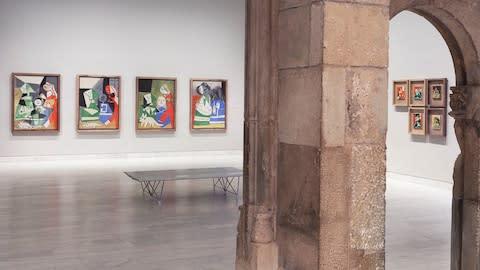 Museu Picasso - Credit: Juan Avila©/Juan Avila