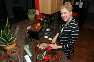 Snackin' With Sarah Sellers: More Hollywood Week Viewing Nosh