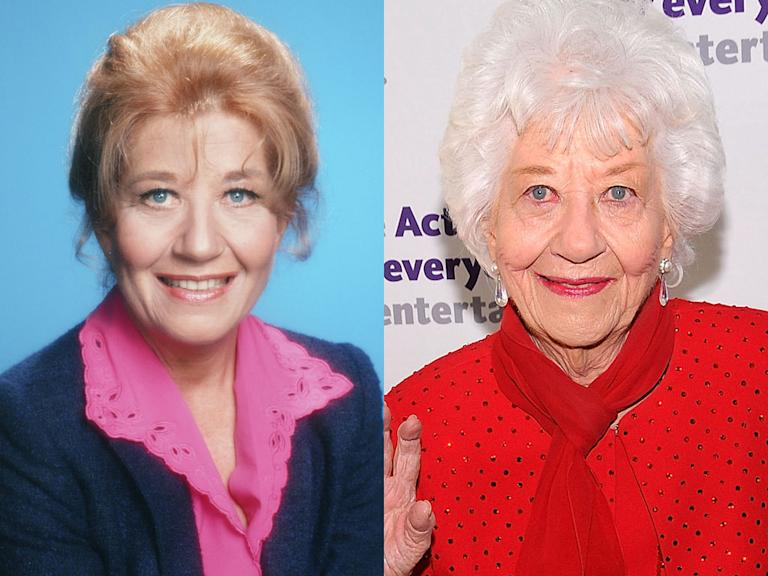 Charlotte Rae as Mrs. Edna Ann Garrett