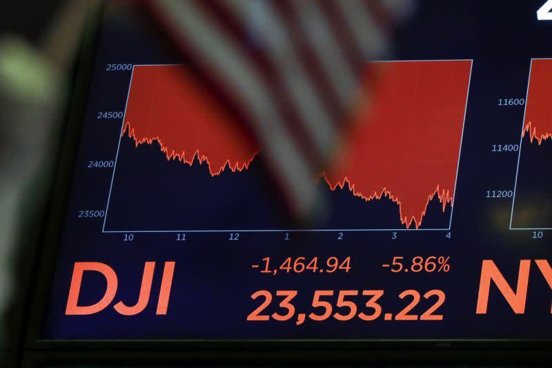 Pandangan tentang apa yang terjadi ketika saham memasuki 'bear market'