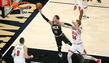 NBA楊恩砍42分 老鷹擊退公牛