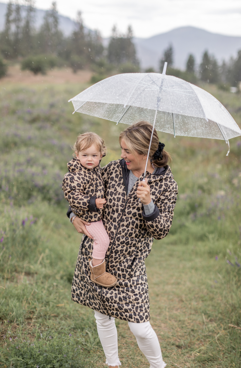 Jillian Harris and daughter Annie. Image courtesy of Joe Fresh.