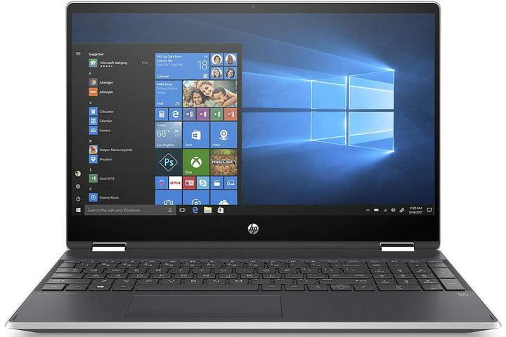 HP Pavilion x360 15t 2-in-1 Laptop