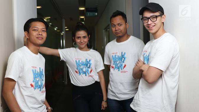 Tonton LIVE Streaming SCTV 3xtraOrdinary Movies: Yowis Ben, Tayang Sabtu 22 Agustus 2020